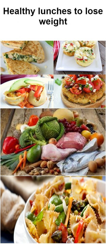 Healthy Lunches For Weight Loss  8 Healthy Lunches to Lose Weight