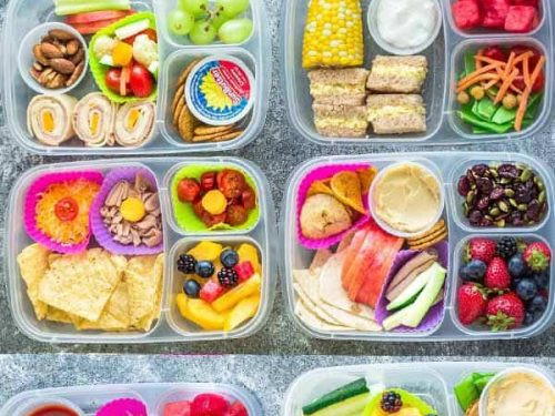 Healthy Lunches On The Go  Easy lunch on the go recipes Food easy recipes