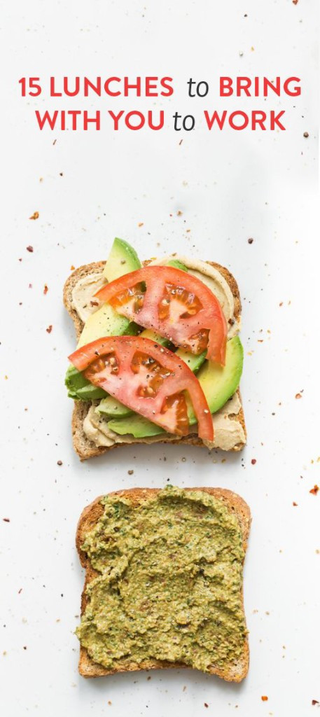 Healthy Lunches To Bring To Work  Foo Friday 15 Lunches to bring to work Core Centric