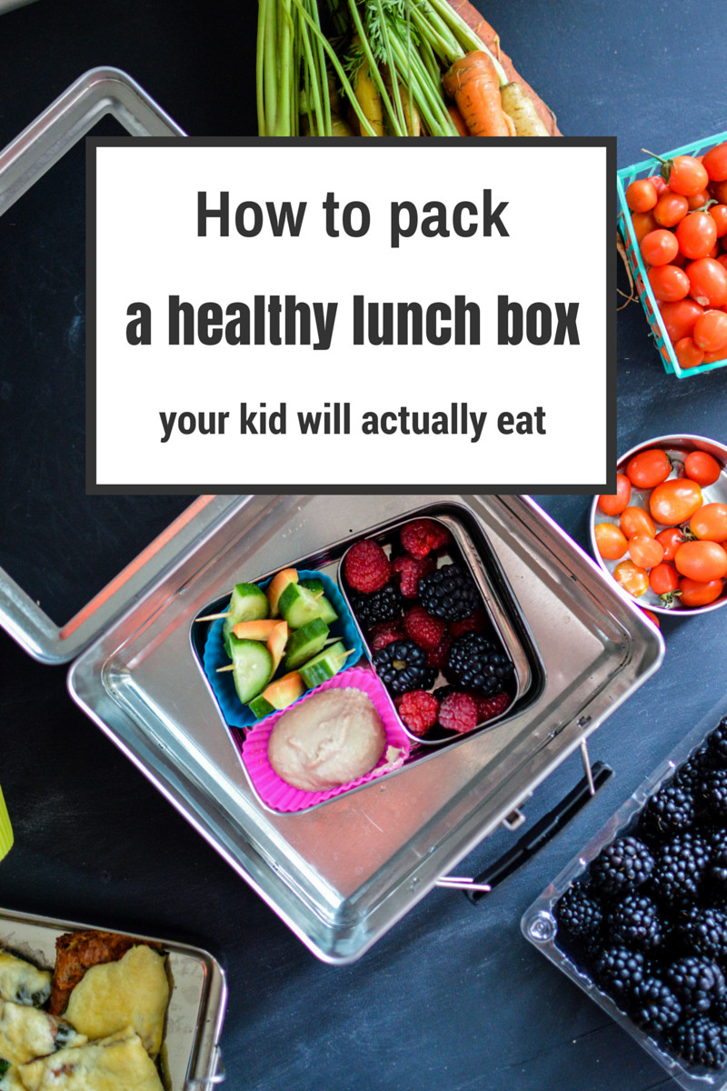 Healthy Lunches To Eat  How to Pack a Healthy Lunch Box That Your Kid Will