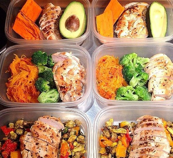 Healthy Lunches To Eat  No slacking when it es to eating on the go Prepare