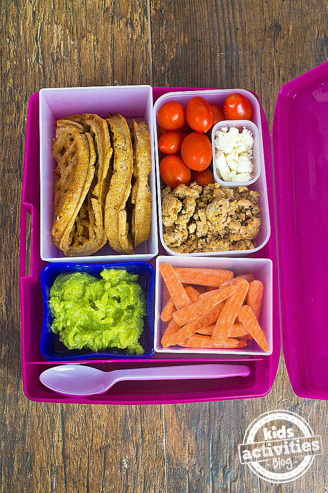 Healthy Lunches To Eat  100 School Lunches Ideas the Kids Will Actually Eat
