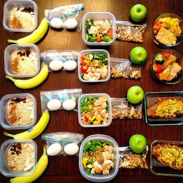 Healthy Lunches To Eat  21 Meal Prep Pics from the Healthiest People on Instagram