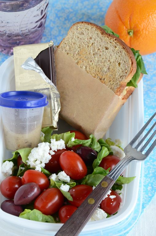 Healthy Lunches To Eat  Best 25 Healthy packed lunches ideas on Pinterest