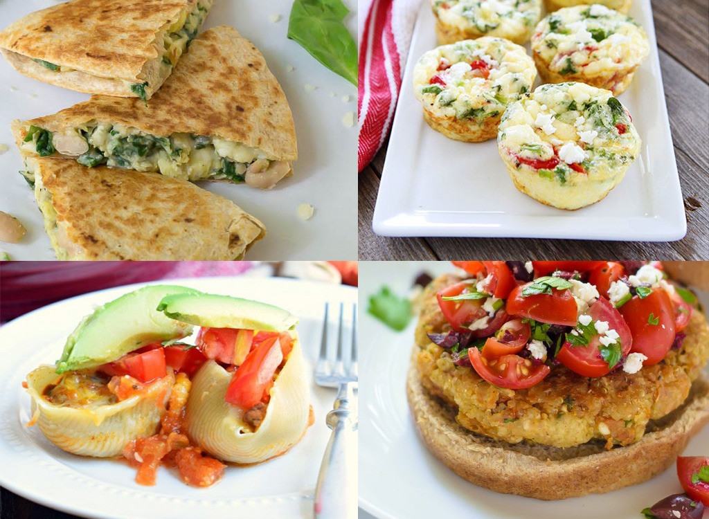 Healthy Lunches To Lose Weight  20 Healthy Freezer Meals to Lose Weight