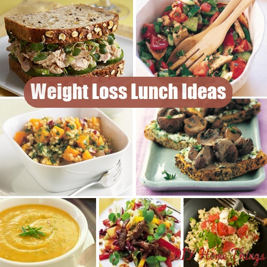 Healthy Lunches To Lose Weight  10 Weight Loss Lunch Ideas At Home