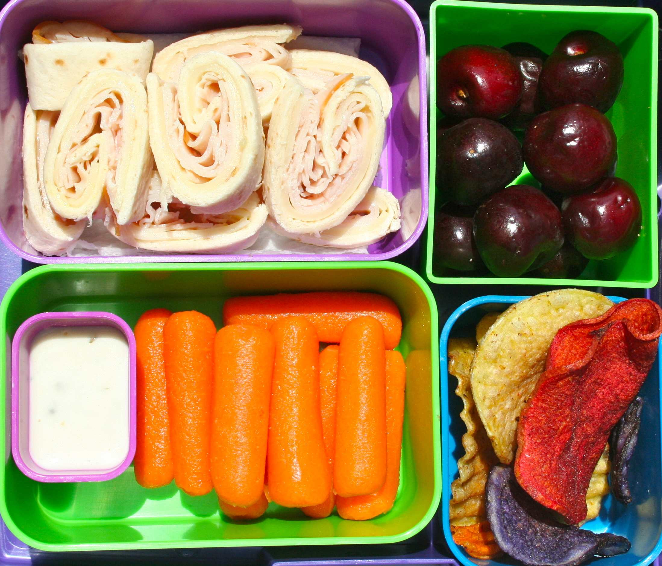 Healthy Lunches To Take To School  Getting Back to School How to Pack Fresh Lunches
