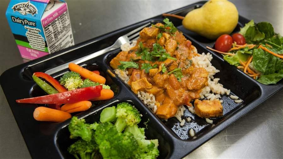 Healthy Lunches To Take To School  5 Ways Healthy School Lunches Meet Goals of National