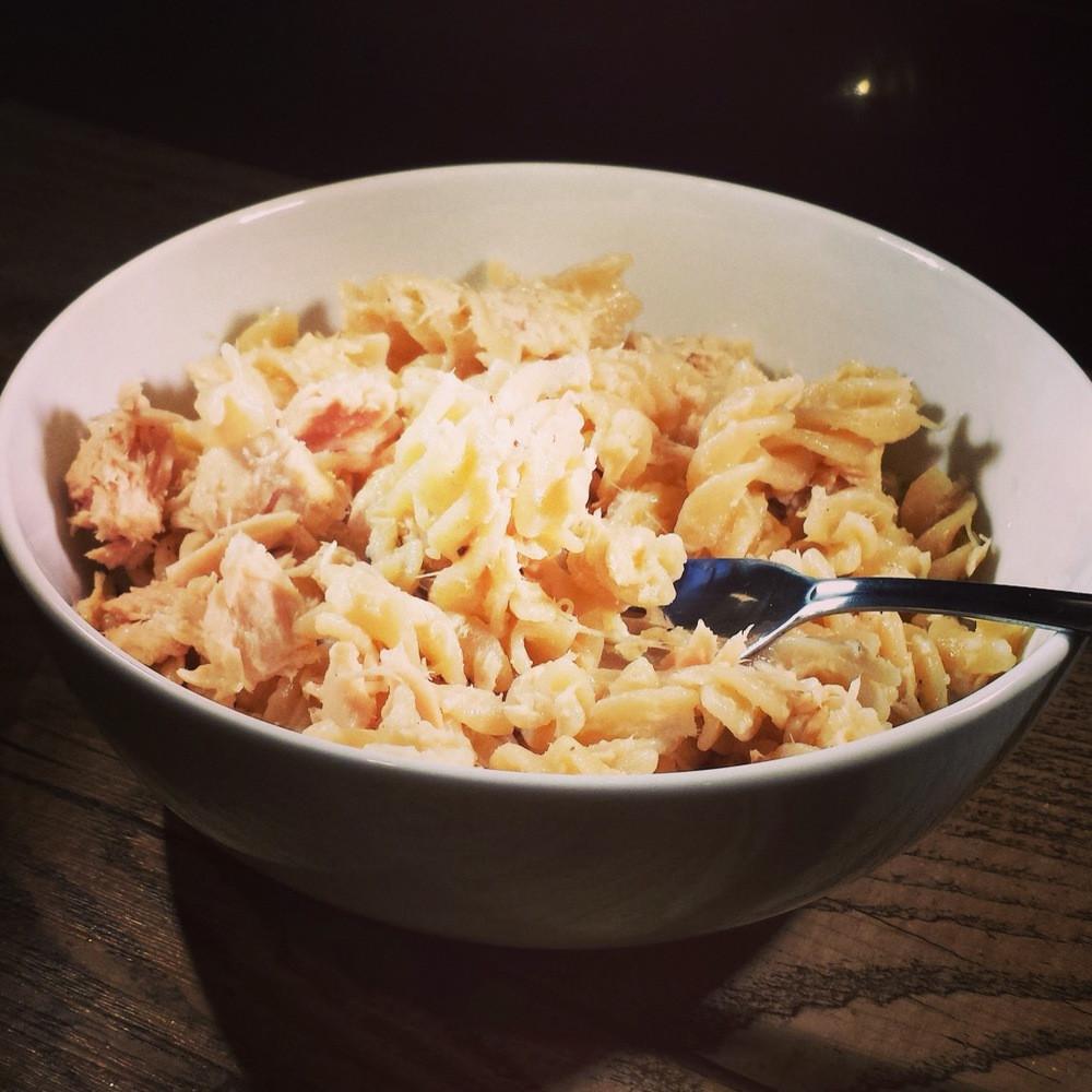 Healthy Macaroni Salad Without Mayo  gluten free tuna and pasta salad recipe — lemons to lemonade