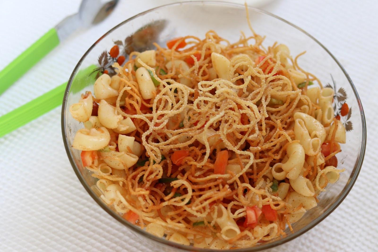 Healthy Macaroni Salad Without Mayo  Cold Pasta Salad
