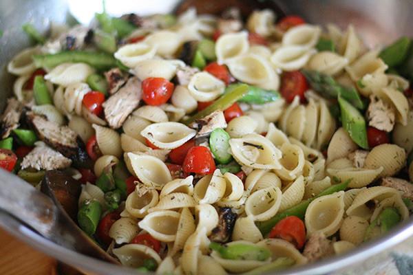 Healthy Macaroni Salad Without Mayo  pasta salad recipes without mayo