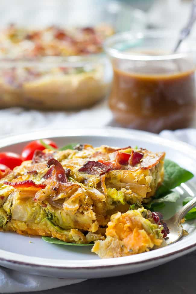 Healthy Make Ahead Casseroles  21 Healthy Make Ahead Breakfast Recipes