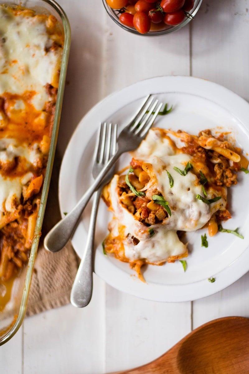 Healthy Make Ahead Casseroles  Healthy Quinoa Make Ahead Casserole • A Sweet Pea Chef