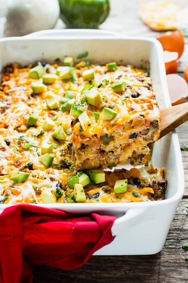 Healthy Make Ahead Casseroles  Evolving Table Helping you evolve healthy bite at