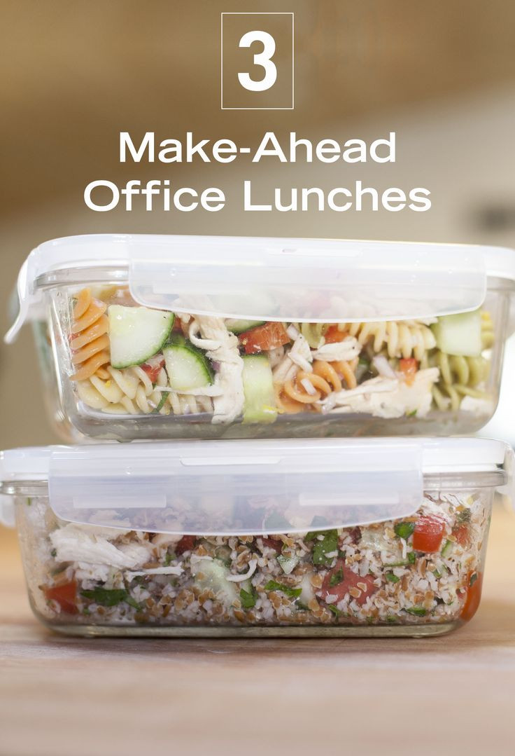 Healthy Make Ahead Lunches For Week  86 best Lunch Recipes images on Pinterest