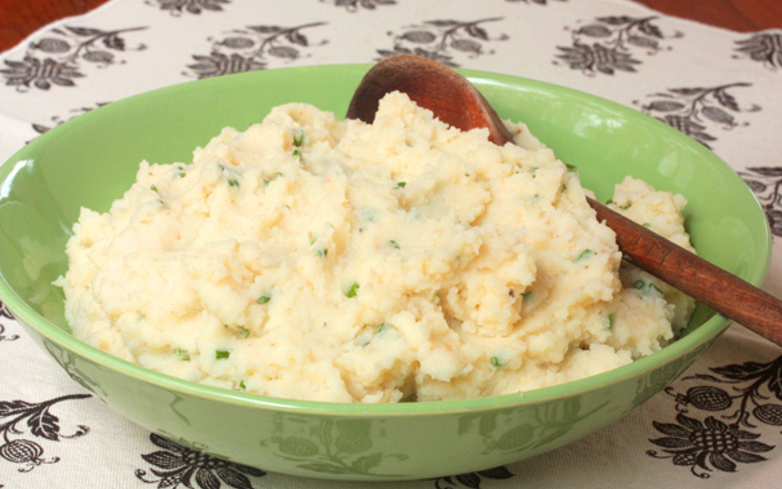 Healthy Mashed Potatoes Recipe  Potato and Celery Root Mash [Vegan] e Green Planet e