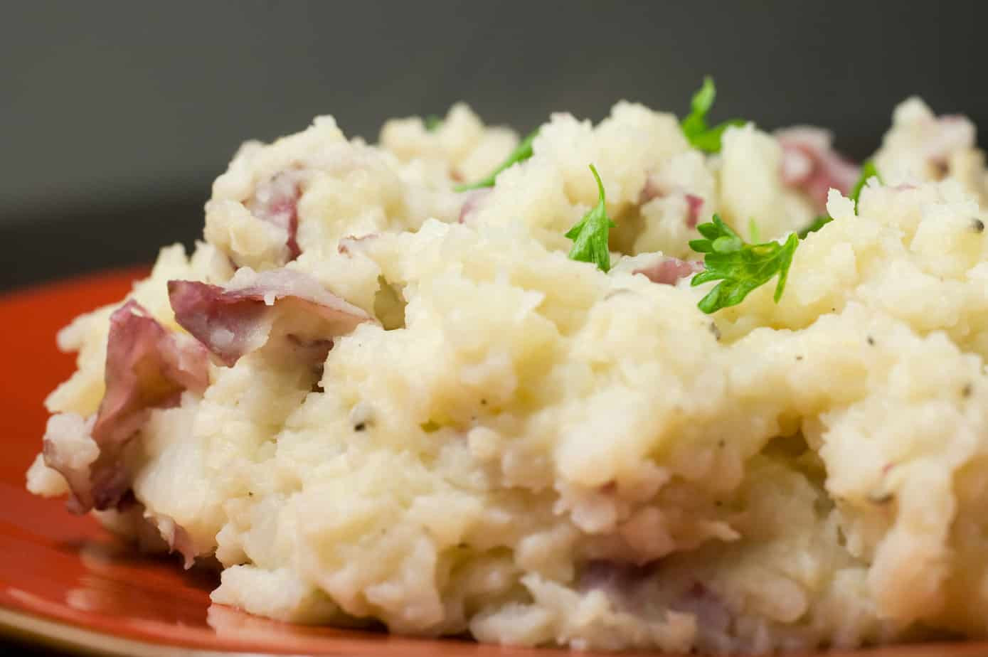 Healthy Mashed Red Potatoes  Healthy Mashed Potatoes Recipe
