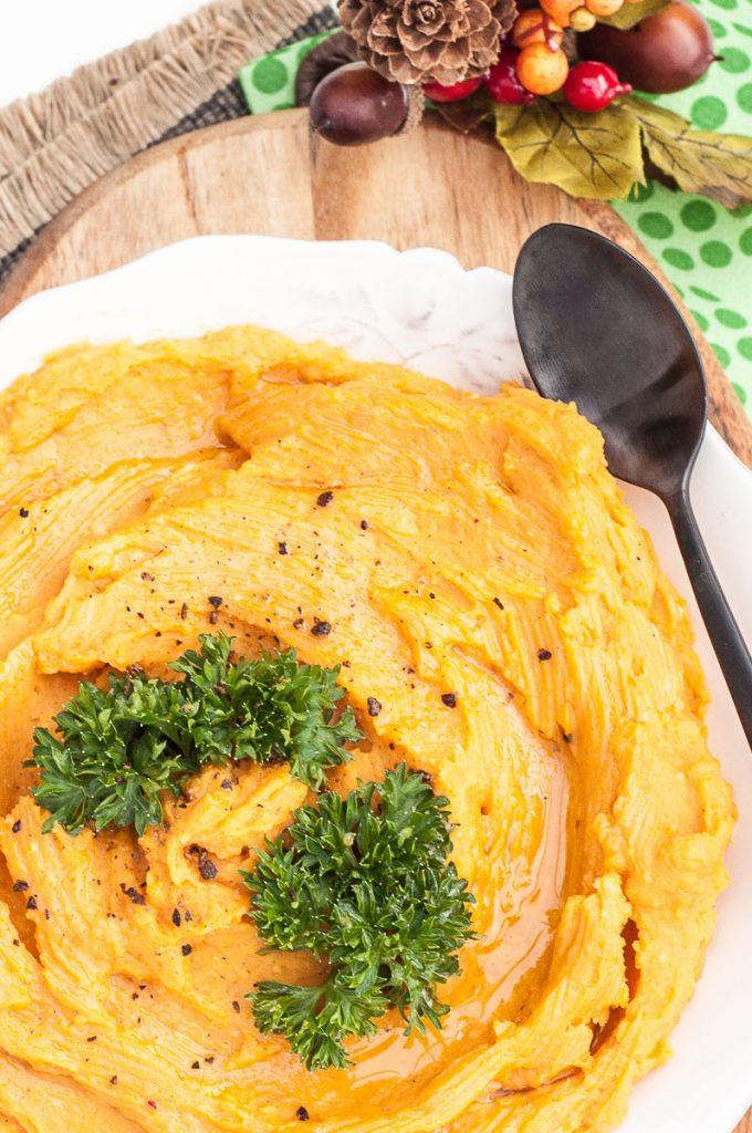 Healthy Mashed Sweet Potatoes  Healthy Mashed Sweet Potatoes Vegan Family Recipes