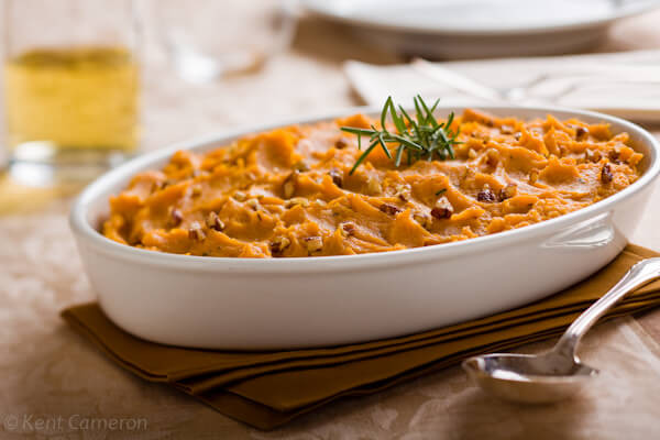 Healthy Mashed Sweet Potatoes  Mashed Sweet Potatoes with Rosemary A Food Centric Life