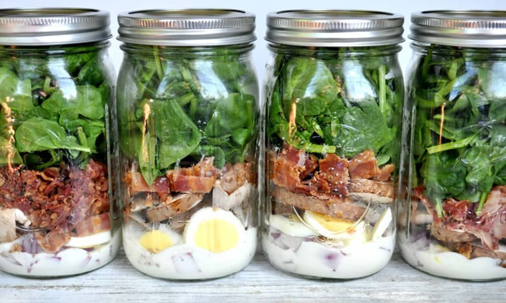 Healthy Mason Jar Salads  Flavorful & Healthy Mason Jar Salads to Try