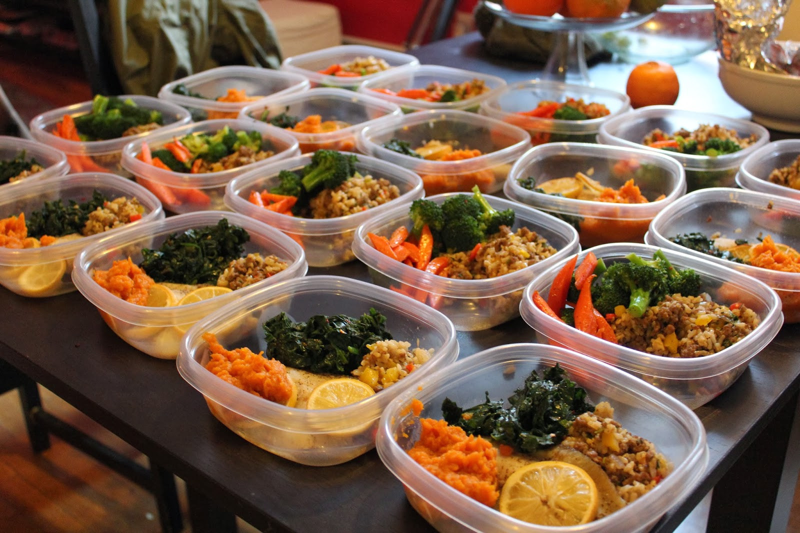 Healthy Meal Prep Dinners  The Benefits of Eating Healthy Hive Society
