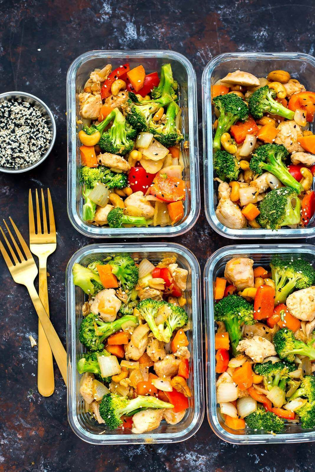 Healthy Meal Prep Dinners  20 Easy Healthy Meal Prep Lunch Ideas for Work The Girl