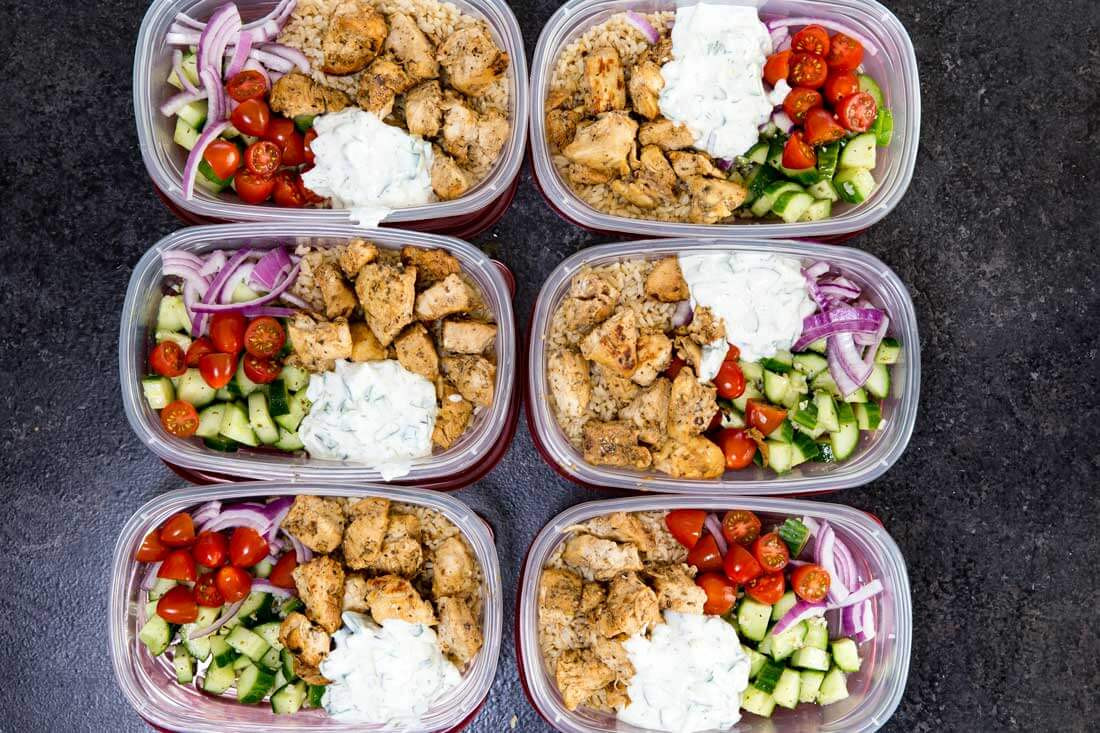 Healthy Meal Prep Lunches  20 Healthy Dinners You Can Meal Prep on Sunday The Everygirl