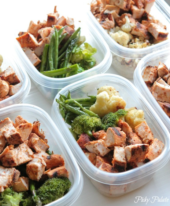 Healthy Meal Prep Recipes For Weight Loss  25 Best Meal Prep Recipes That Will Set You Up For
