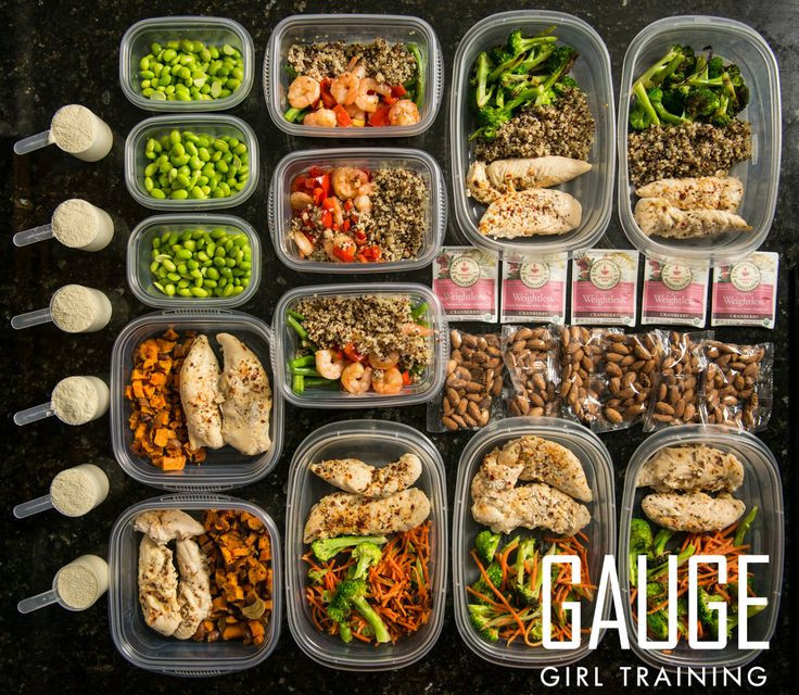 Healthy Meal Prep Recipes For Weight Loss  Clean Eating Weight Loss for Women