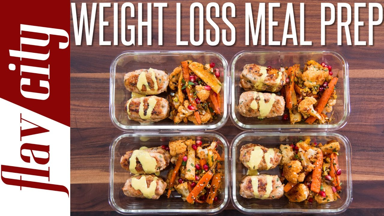 Healthy Meal Prep Recipes For Weight Loss  Healthy Meal Prepping For Weight Loss Tasty Recipes For