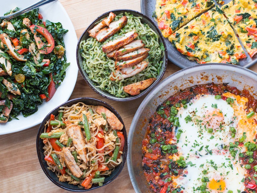 Healthy Meal Prep Recipes For Weight Loss  The Best Meal Prep Recipes