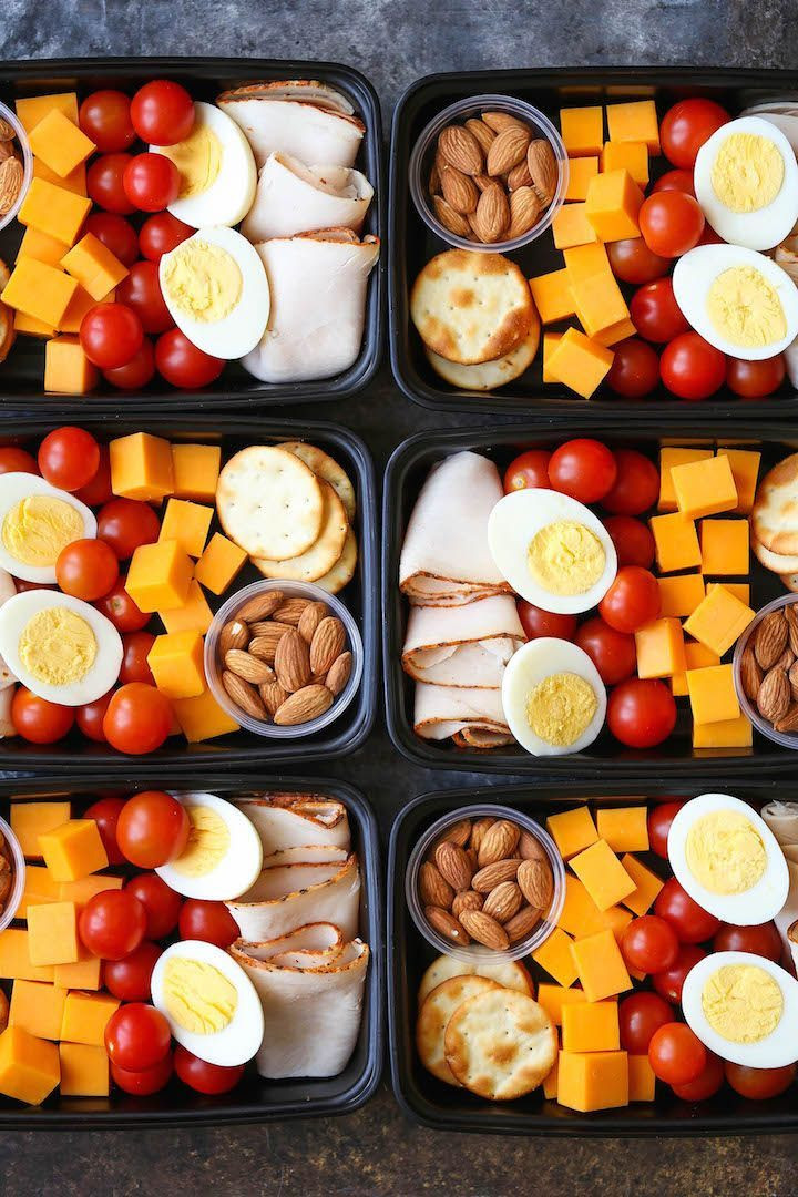 Healthy Meal Prep Snacks  25 best ideas about Food Prep on Pinterest