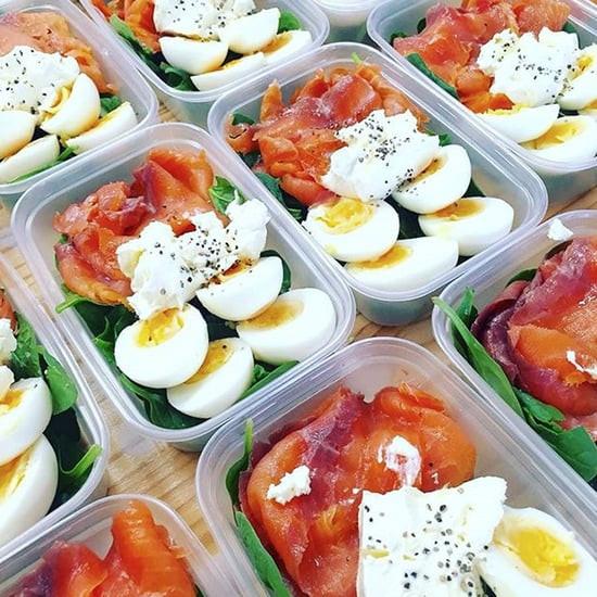 Healthy Meal Prep Snacks  Meal Prep Inspiration