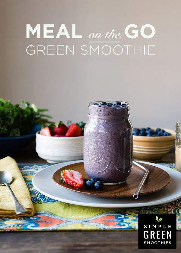 Healthy Meal Replacement Smoothie Recipes  Best 25 Meal replacement smoothies ideas on Pinterest