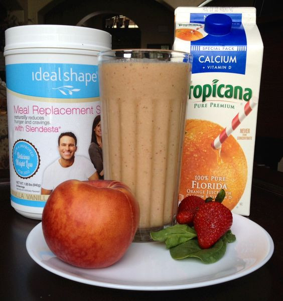 Healthy Meal Replacement Smoothies  Meal Replacement Smoothie Recipes & Weight Loss Shake