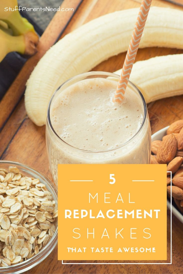 Healthy Meal Replacement Smoothies  Best 25 Meal replacement shakes ideas on Pinterest