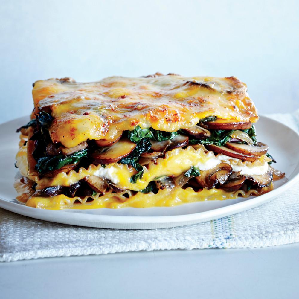 Healthy Meat Lasagna Recipe  Healthy Lasagna Recipes Cooking Light