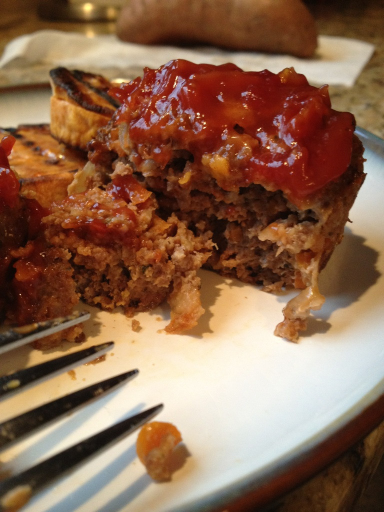 Healthy Meatloaf Muffins  A Healthy Makeover Meatloaf Muffins