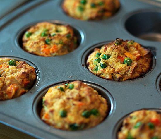 Healthy Meatloaf Muffins  Meatloaf Muffins WEM