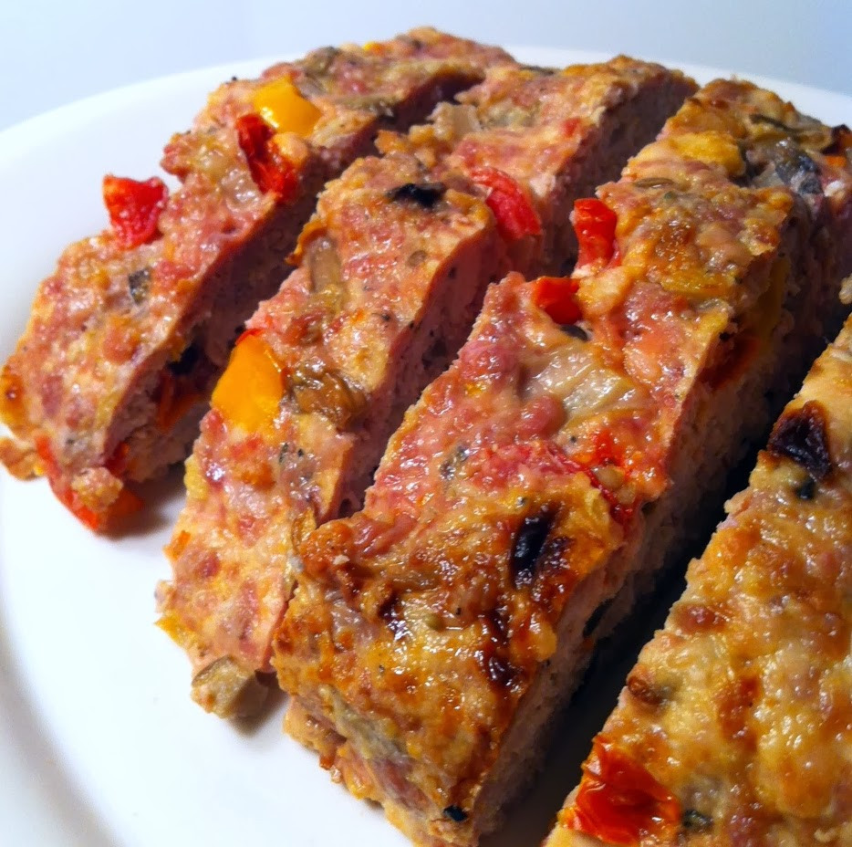 Healthy Meatloaf Recipe With Oatmeal  turkey meatloaf with oatmeal