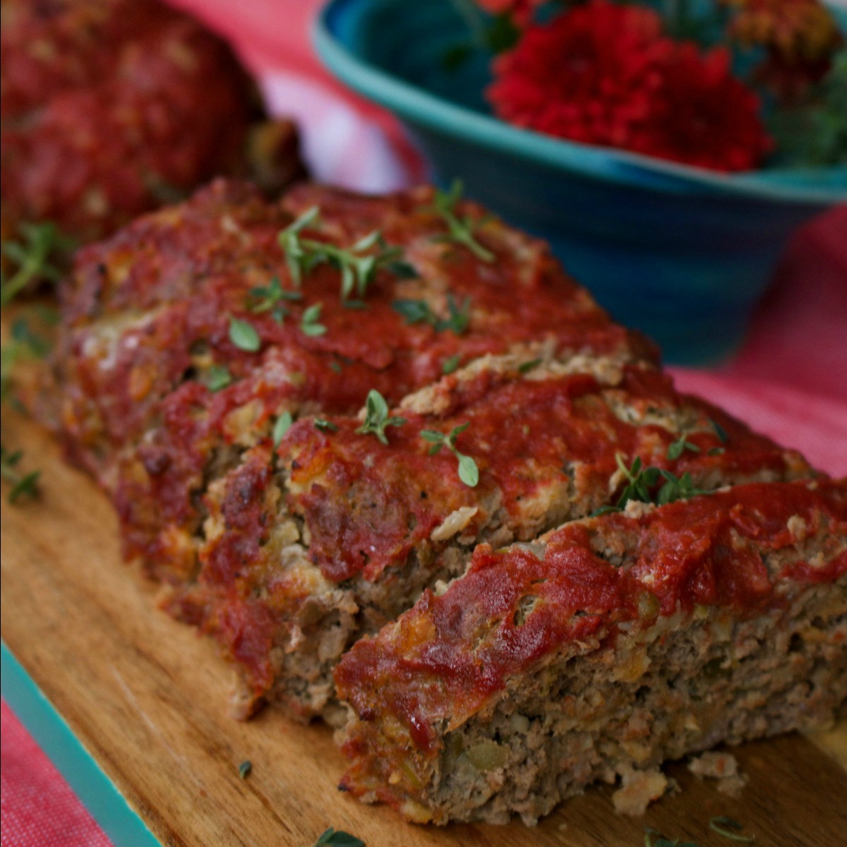 Healthy Meatloaf Recipe With Oatmeal  Big Fat Healthy Southern Meatloaf Recipe Made with Oats