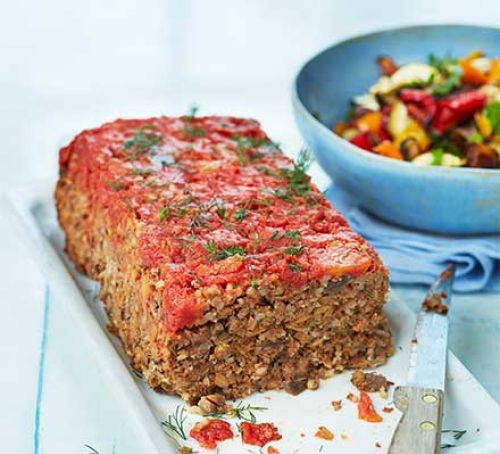 Healthy Meatloaf Recipes  Healthy Turkish meatloaf recipe