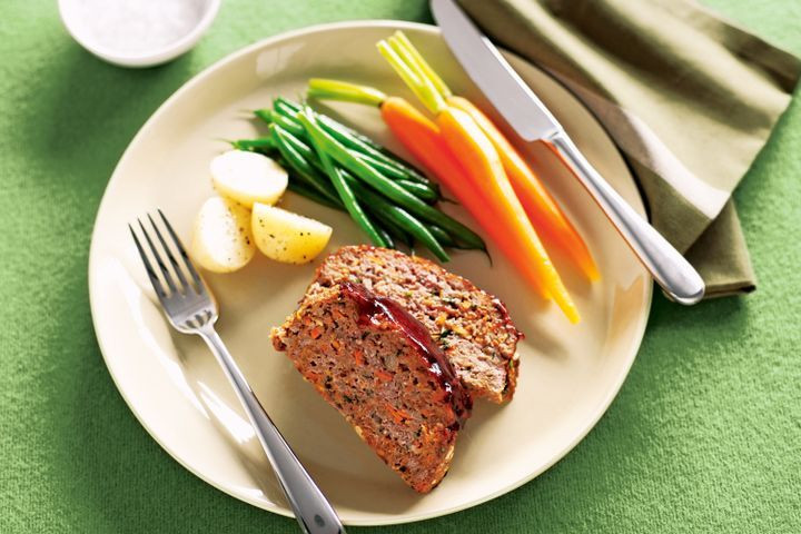 Healthy Meatloaf Recipes  Healthy meatloaf