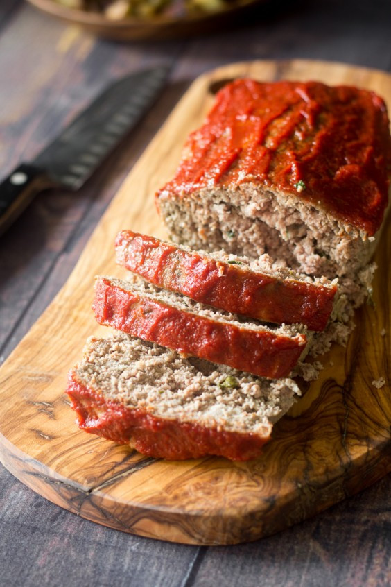 Healthy Meatloaf Recipes  Healthy Meatloaf Recipes Better Than the Classic