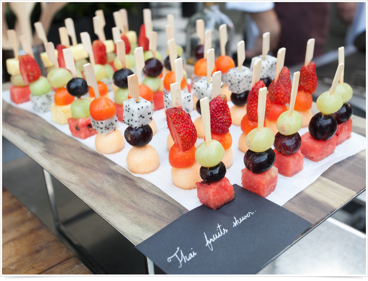 Healthy Meeting Snacks  Healthy Meetings Eventos Sustentables