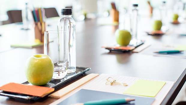 Healthy Meeting Snacks  How healthy refreshments can benefit your meetings