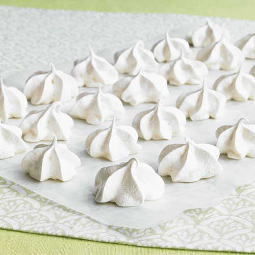 Healthy Meringue Cookies  How to Make Meringue Cookies