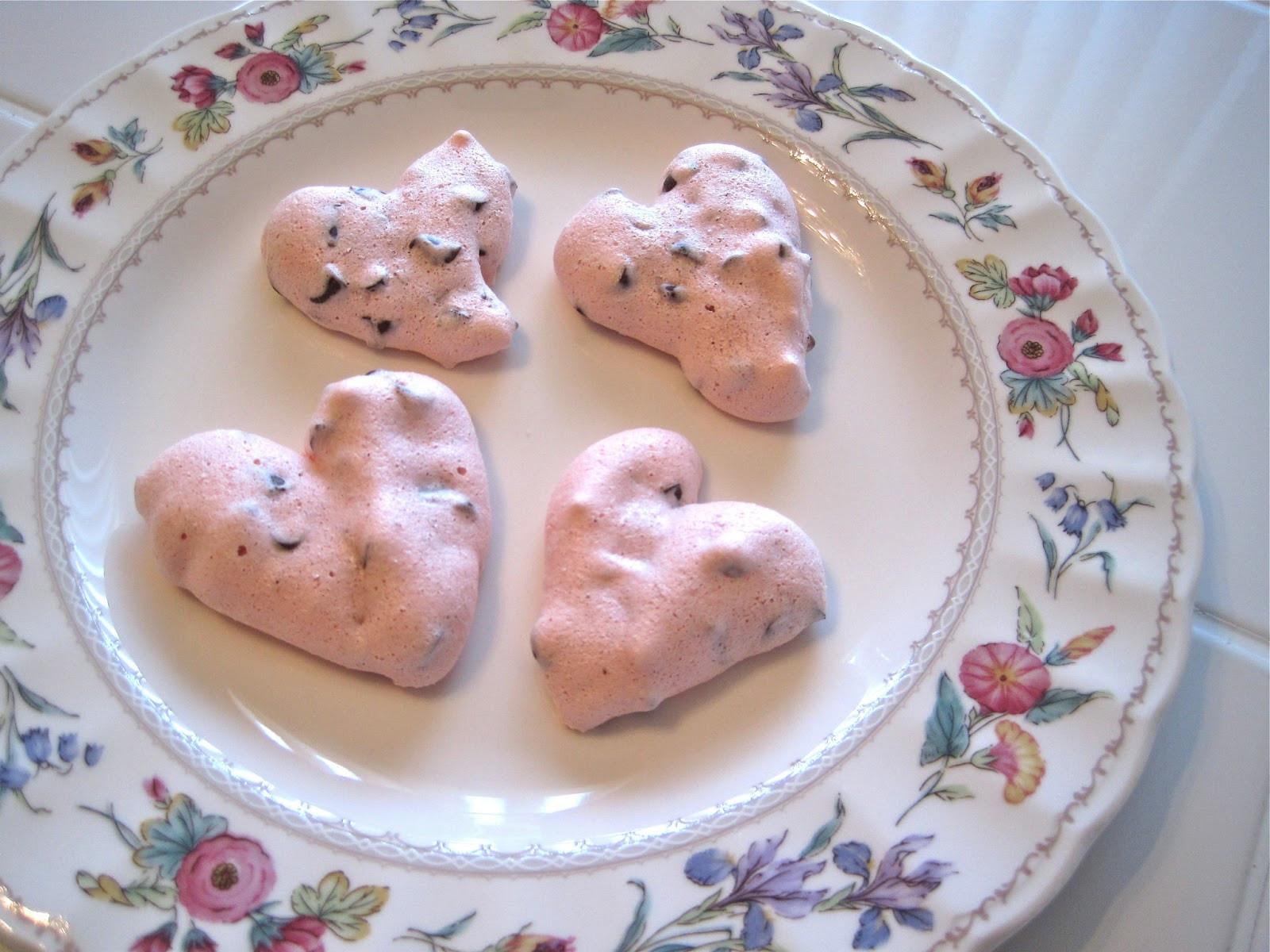 Healthy Meringue Cookies  Simple and Healthy Meringue Cookies