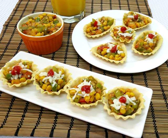 Healthy Mexican Appetizers  Tangy Taco Tarts Maayeka