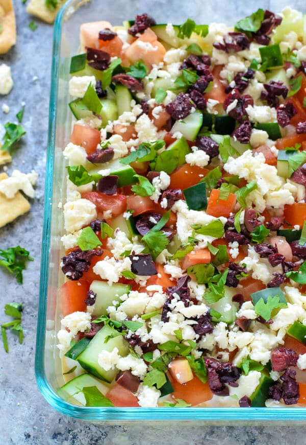 Healthy Mexican Appetizers  18 Skinny Appetizers For Your Holiday Parties